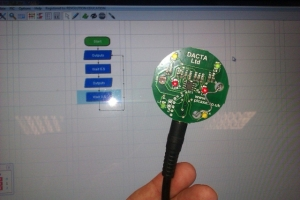 LED Badge programming